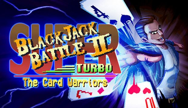 Super Blackjack Battle 2 Turbo Edition – The Card Warriors Pc Game + Torrent Free Download