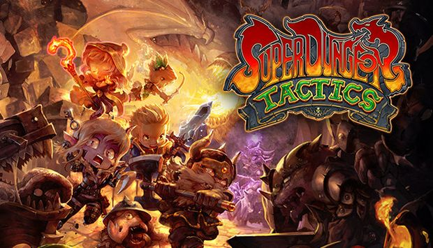 Super Dungeon Tactics PC Game + Torrent Free Download (v1.3.2e)