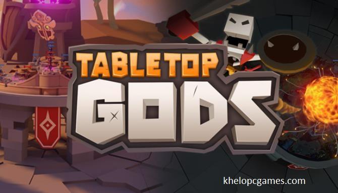 Tabletop Gods PC Game + Torrent Free Download (v1.0.322)