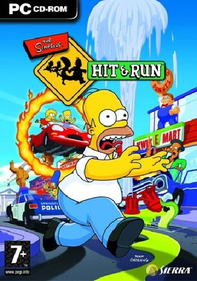 The Simpsons: Hit & Run PC Game Free Download