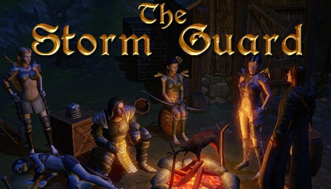 The Storm Guard: Darkness is Coming PC Game + Torrent Free Download