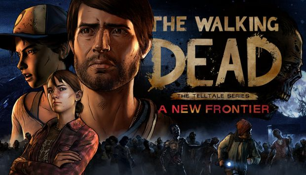 The Walking Dead: A New Frontier  PC Game + Torrent Free Download (Episode 1 & 2)
