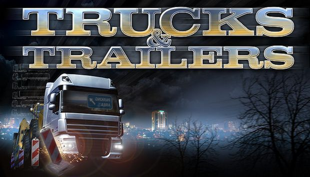 Trucks and Trailers PC Games + Torrent Free Download