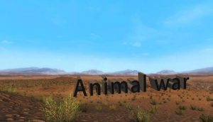 Animal war PC Game + Torrent Free Download Full version