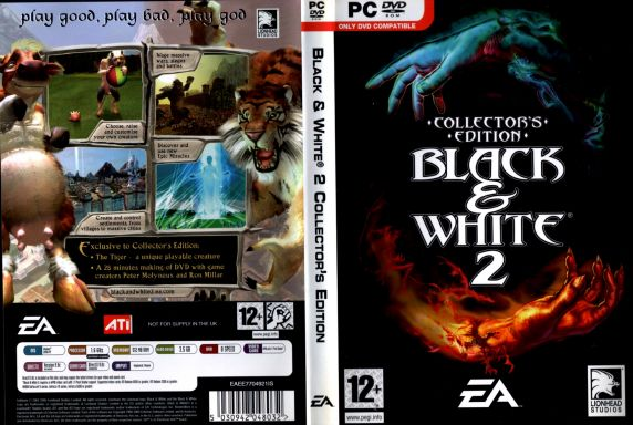 Black & White 2 PC Games Free Download (Inclu ALL DLC)