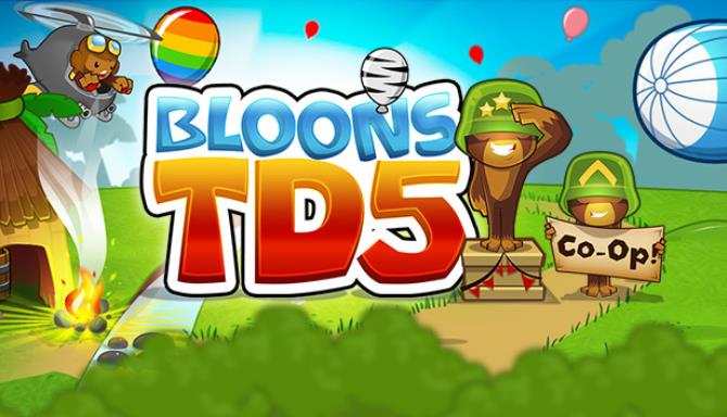 Bloons TD 5 PC Game + Torrent Free Download (v3.20)