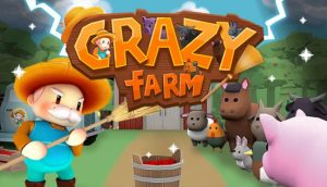 Crazy Farm: VRGROUND PC Game + Torrent Free Download
