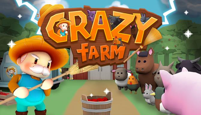 Crazy Farm: VRGROUND PC Game Free Download