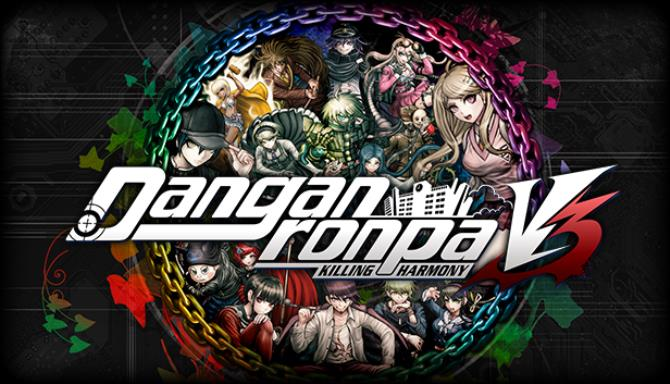 Dangan Ronpa PC Game + Torrent Free Download