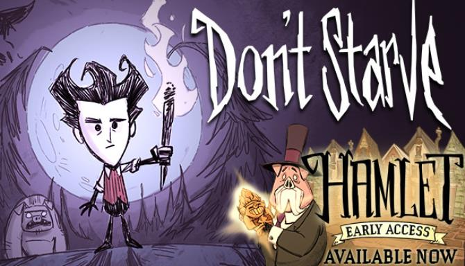 Don't Starve PC Games + Torrent Free Download (Quality of Life)