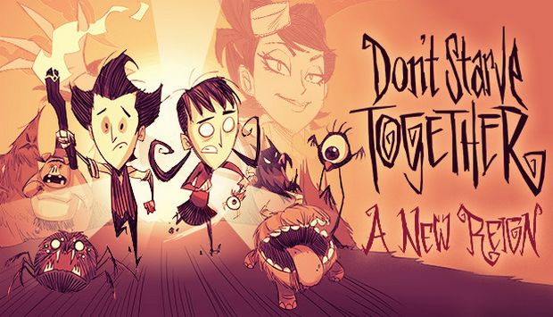 Don't Starve Together A New Reign PC Game + Torrent Free Download