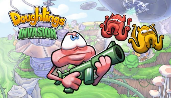 Doughlings: Invasion PC Game + Torrent Free Download