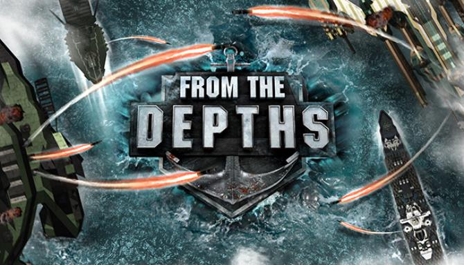 From the Depths PC Games + Torrent Free Download (v2.4.8.8)