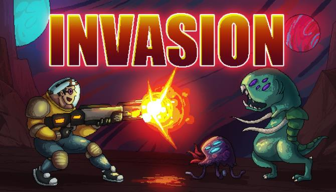 Invasion PC Game Free Download