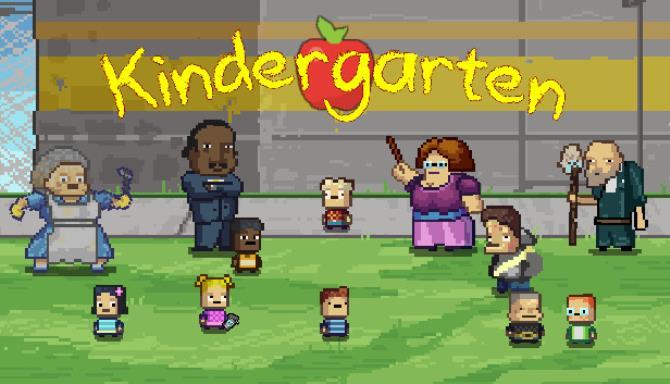 Kindergarten PC Games + Torrent Free Download (v1.4)