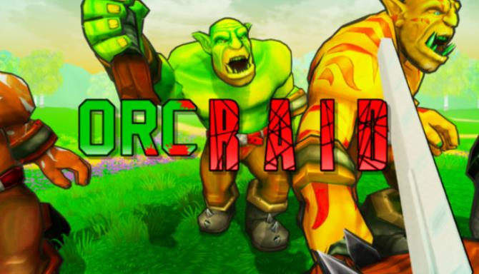 Orc Raid PC Game +Torrent Free Download
