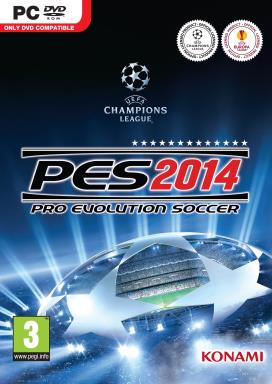 Pro Evolution Soccer 2014 PC Game + Torrent Free Download