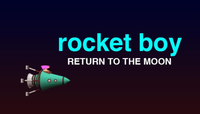 Rocket Boy PC Game + Torrent Free Download