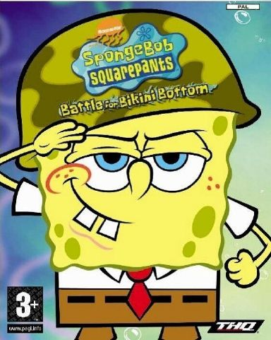 SpongeBob Squarepants – Battle for Bikini Bottom PC Games Free Download