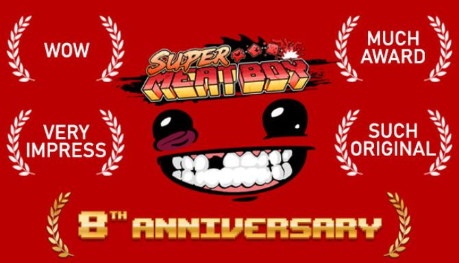 Super Meat Boy PC Games + Torrent Free Download (ALL DLC)