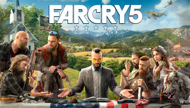 Far Cry 5 Dead Living Zombies PC Game Free Download