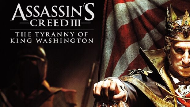 Assassin's Creed 3 Tyranny Of King Washington PC Game + Torrent Free Download