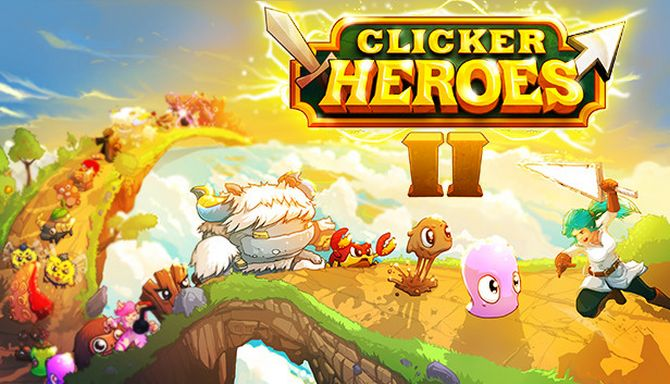 Clicker Heroes 2 PC Games +Torrent Free Download (v0.9.7)