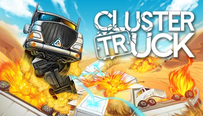 Clustertruck PC Games + Torrent Free Download (v1.1)