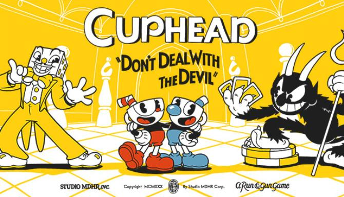 Cuphead PC Games + Torrent Free Download (v1.2.4)