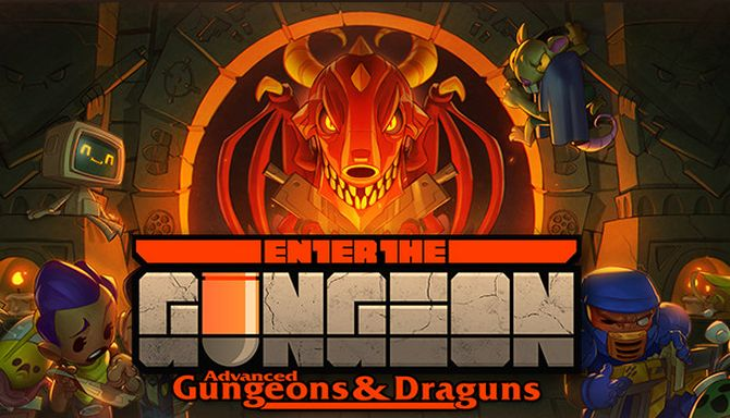 Enter the Gungeon PC Game + Torrent Free Download (v2.1.9)