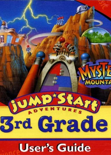 JumpStart Adventures 3rd Grade: Mystery Mountain PC Games + Torrent Free Download