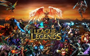 League of Legends PC Game + Torrent Free Download