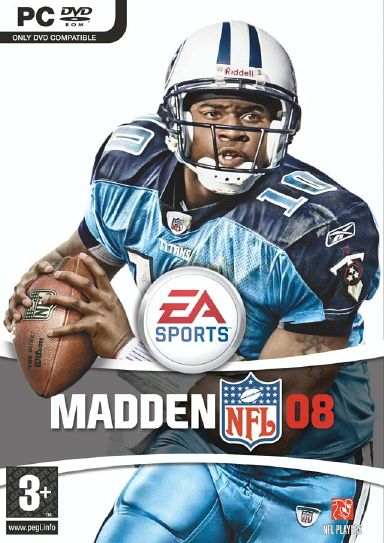 Madden NFL 08 PC Games + Torrent Free Download