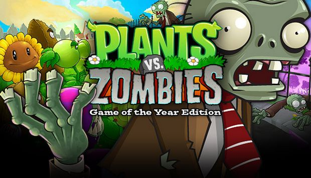 Plants VS Zombies Game Of The Year Edition PC Game Free Download
