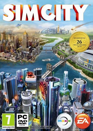 SimCity (2013) PC Game + Torrent Free Download Full Version