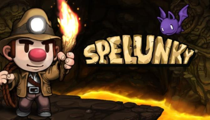 Spelunky PC Games + Torrent Free Download