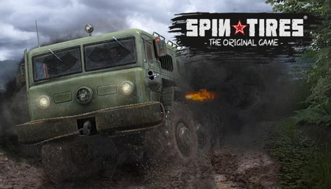 Spintires PC Game + Torrent Free Download (v1.3.6 & ALL DLC)