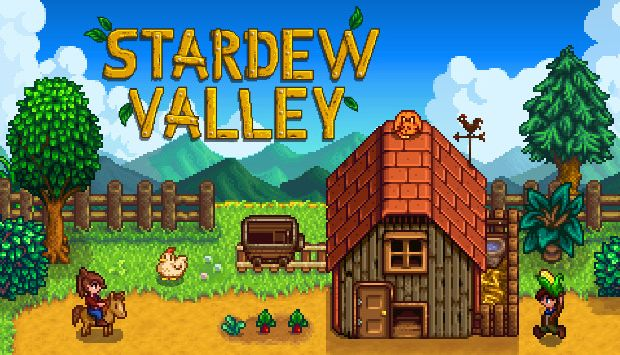 Stardew Valley PC Games + Torrent Free Download (v1.3.36)
