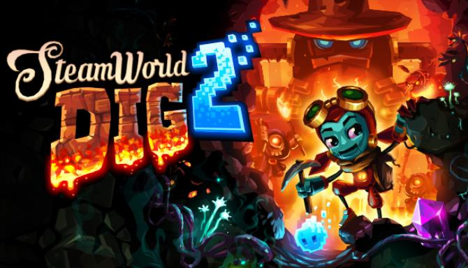 SteamWorld Dig 2 PC Games + Torrent Free Download