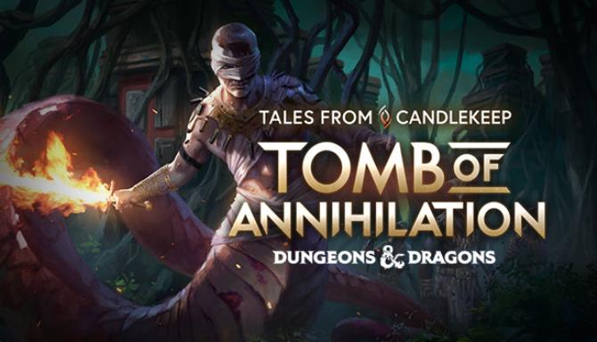 Tales from Candlekeep: Tomb of Annihilation PC Games Free Download (v1.1.4)