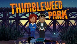 Thimbleweed Park PC Game + Torrent Free Download