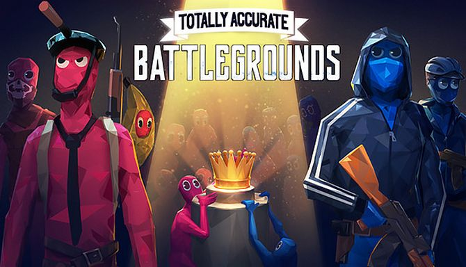 Totally Accurate Battlegrounds PC Game + Torrent Free Download