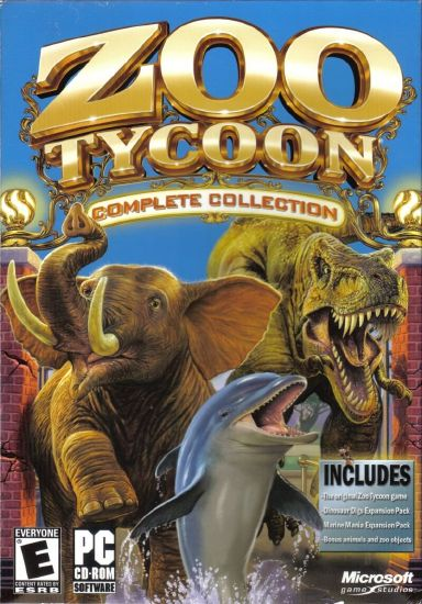 Zoo Tycoon: Complete Collection PC Games + Torrent Free Download