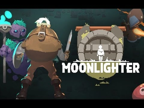 Moonlighter PC Game Free Download Latest