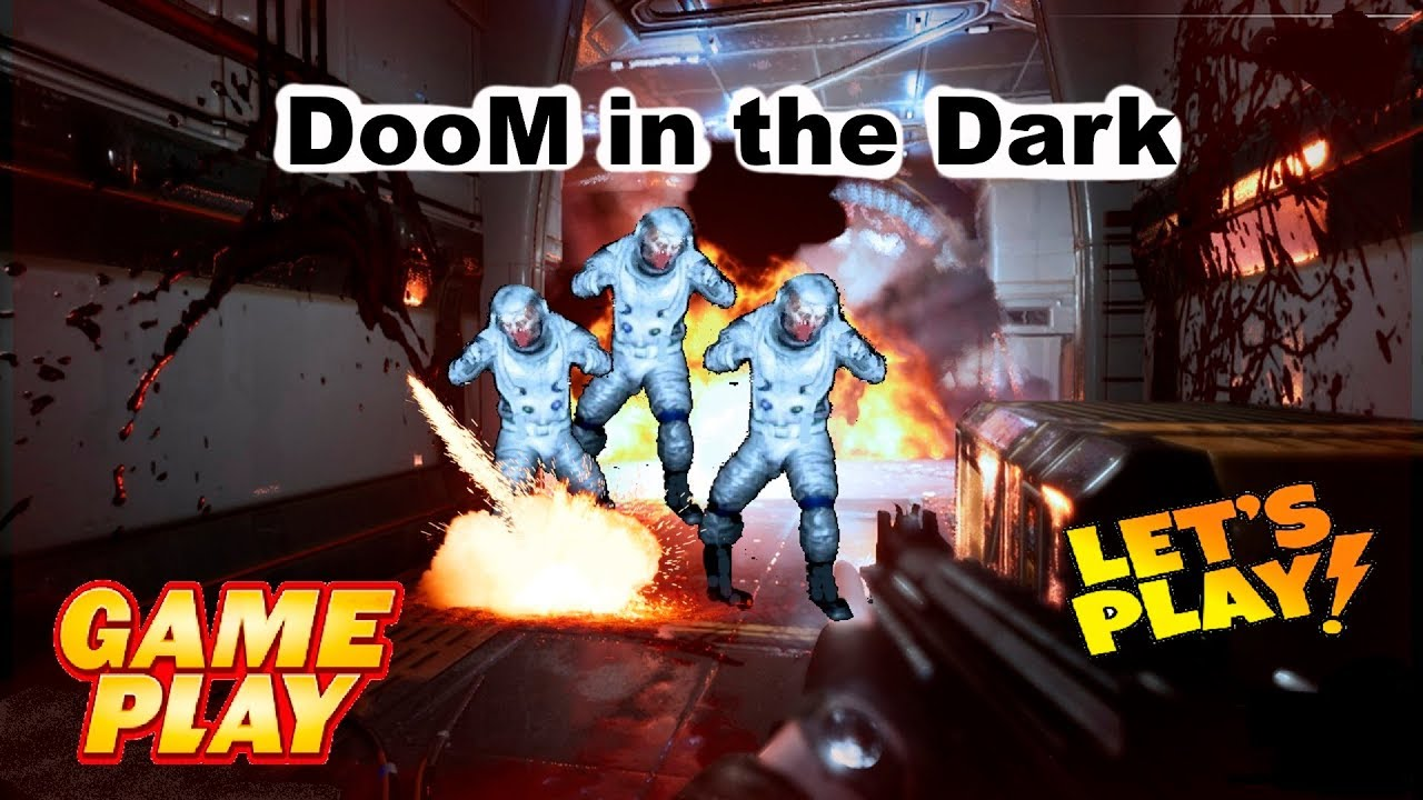 DooM in the Dark PC Game Free Download Latest