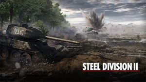 Steel Division 2 PC Game + Torrent Free Download Full Version