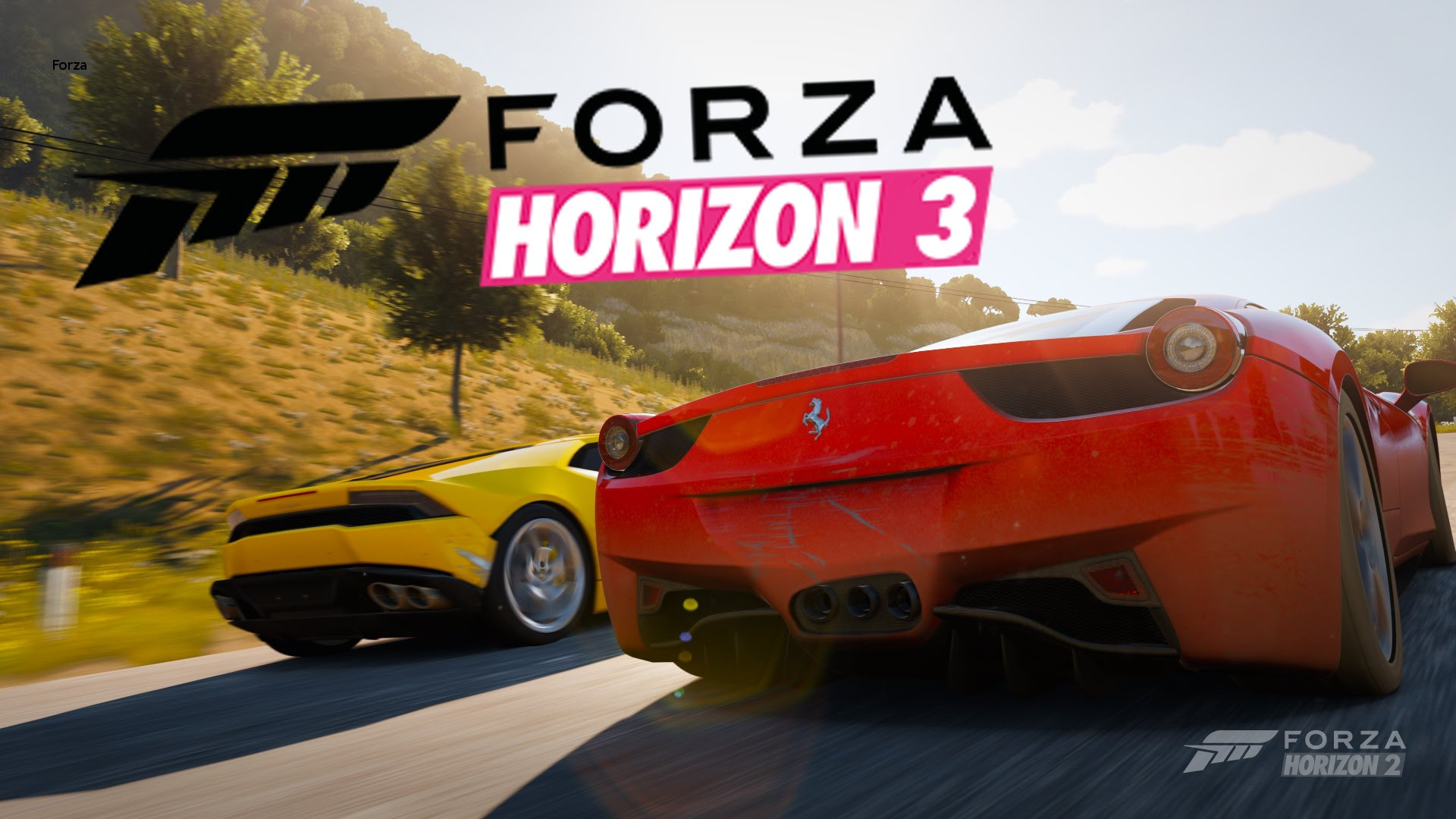 Forza Horizon 3 With All DLCs And Updates Free Download Latest