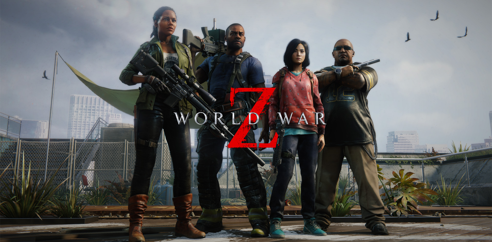 World War Z PC Game Free Download Latest