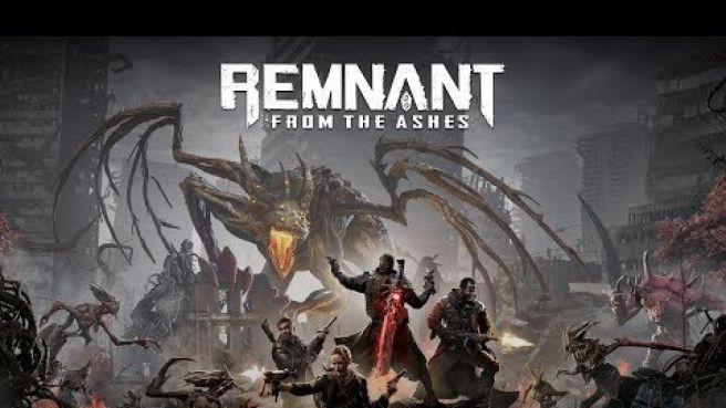 Remnant From The Ashes REPACK HOODLUM Free Download Latest