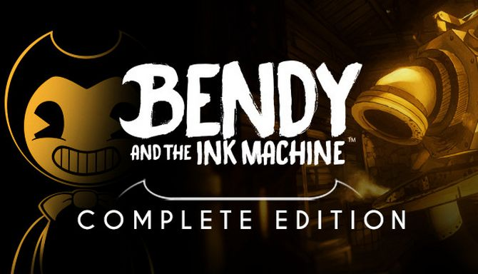 Bendy and the Ink Machine Complete Edition PC Game Free Download